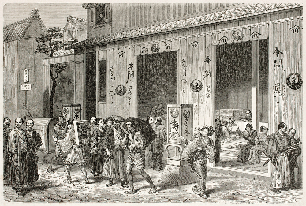 江戸時代からこっそり苗字を名乗っていた庶民は結構多かったらしい