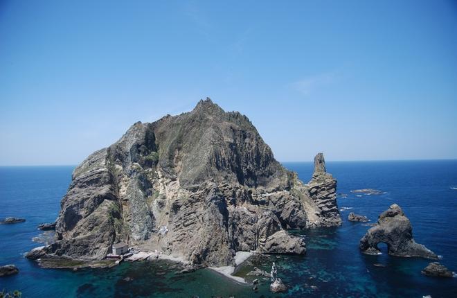 竹島は日比谷公園ほどの広さ。データだけで見る竹島のアレコレ