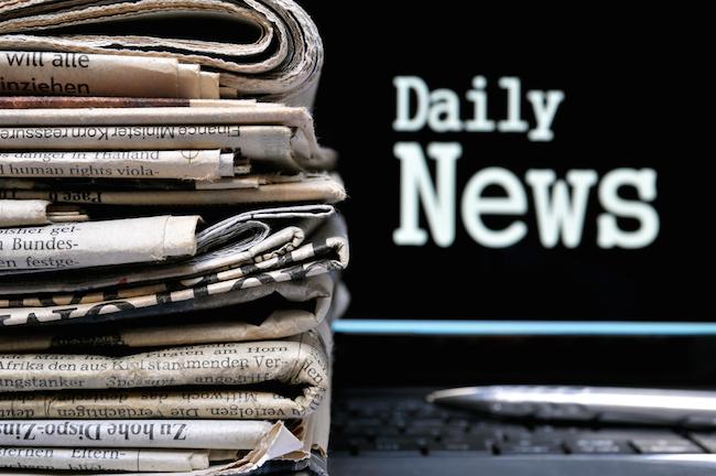 行間を読み取れ。新聞主要各紙のトップ記事を内田誠がぶった斬り!