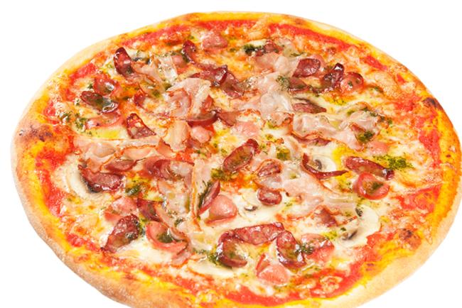 ピザのLサイズはMサイズの何倍? 「インチ」で理解するサイズ選び
