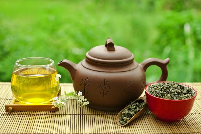 中国茶風。