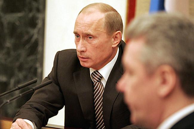 アメリカとロシアの「新冷戦」は、すでに12年前から始まっている
