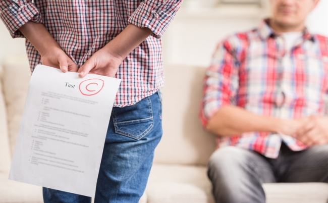 子どものテスト「0点」に驚く親は、無能で仕事ができない理由