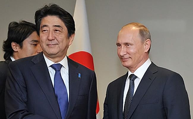 安倍総理の外交戦略を揺るがすプーチンの重大疑惑