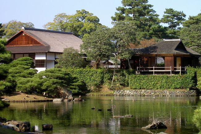 離宮に秘められた謎。京都の人 ...