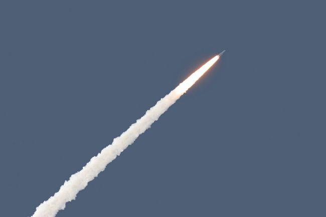 安倍政権のイメージ操作か。北朝鮮が打ち上げたのは衛星ロケットだった