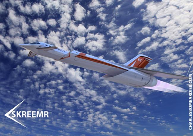 NYー東京間が53分で移動可能!? マッハ10の旅客機、実現なるか