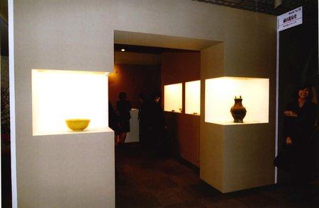 第19回東美特別展のブースの様子