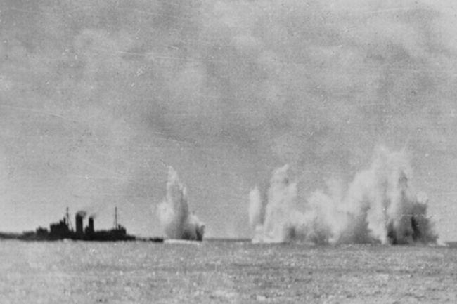 日本の武士道に世界が感動。大戦中、敵兵を命がけで救った日本海軍
