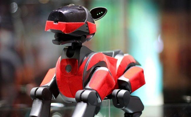 ソニーのロボット復活の裏で起きていた、「人類の歴史的転換」