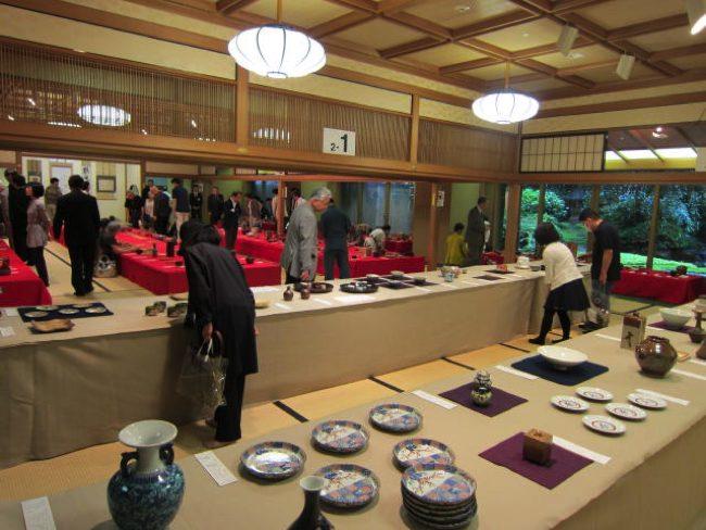 1952年から続く美術・骨董の展示即売会「正札会」が今週末開催