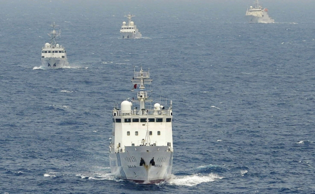 中国による尖閣「サラミ」戦術。日本はもう戦争を仕掛けられている