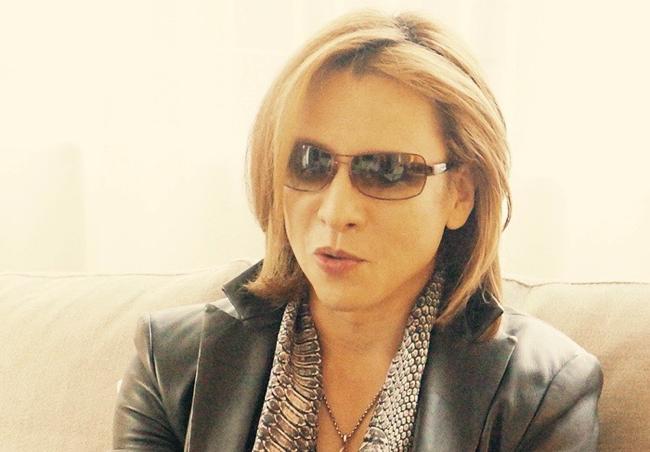 YOSHIKIさん「音楽が『職業』になったらやめてもいい」