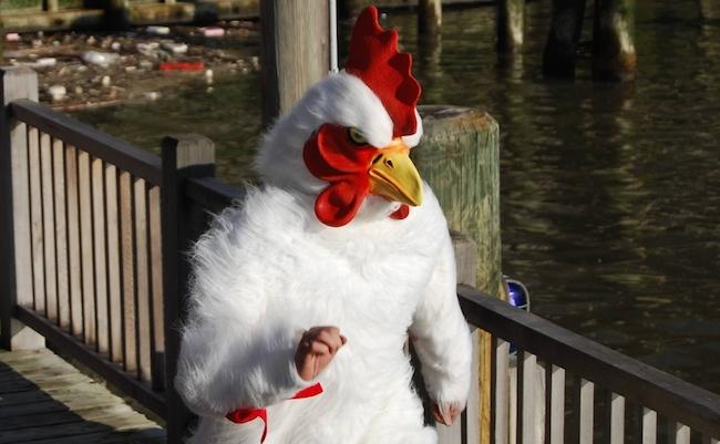 機内食で「I am chicken」と頼むのは正しいのか、間違いか?