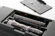 リモコンに使ってはいけない電池