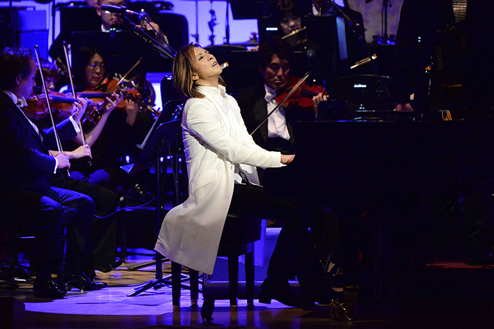 YOSHIKI、米2大殿堂制覇の偉業。カーネギーホールで2夜連続公演