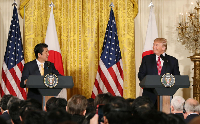 沈黙するTPP。安倍総理が「日米FTA」を水面下で要求された可能性