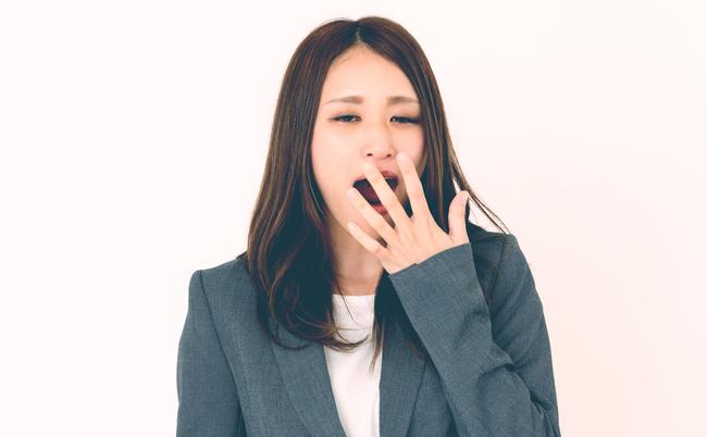 生あくびは警告サイン? 眠くないのに出る「あくび」に要注意
