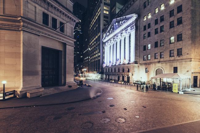 03 -Desert in New York - Wall Street - Thanksgiving 2016 © Genaro Bardy