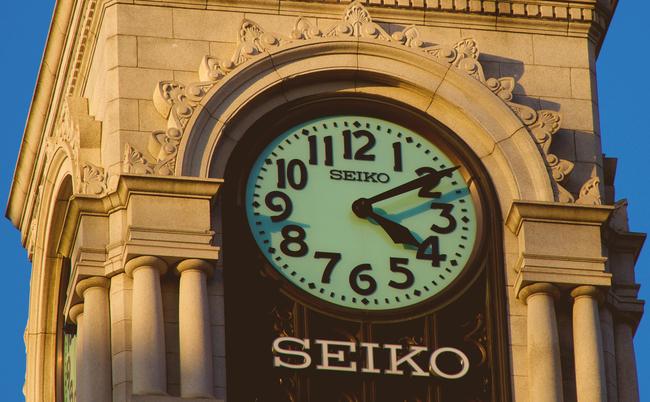 時計のセイコー、絶望の利益9割減。老舗ブランドに何が起きたのか?