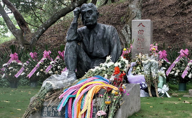 日台関係は揺るがず。台湾の日本人像を破壊した犯人とその後ろ盾