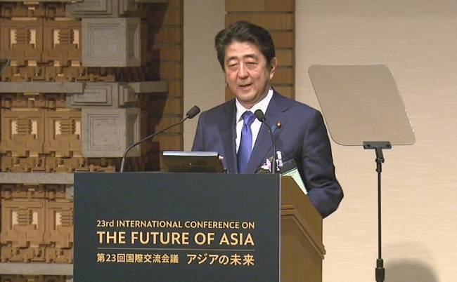 安倍首相が「一帯一路」に協力表明。日本は中国に屈したのか?