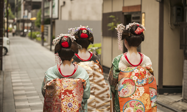 閉ざされし世界。誰も教えてくれぬ京都「花街」の知られざる素顔