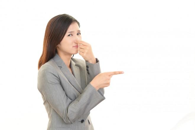 【体臭の科学1】他人は気づいている!貧血女子のアンモニア臭、運動不足で起こる生ごみ臭