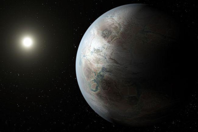 NASA、遂に地球にそっくりな惑星を発見。水や生命が存在する可能性も