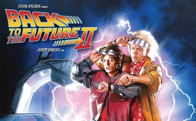 『バック・トゥ・ザ・フューチャー2』はどこまで未来を予言できた?