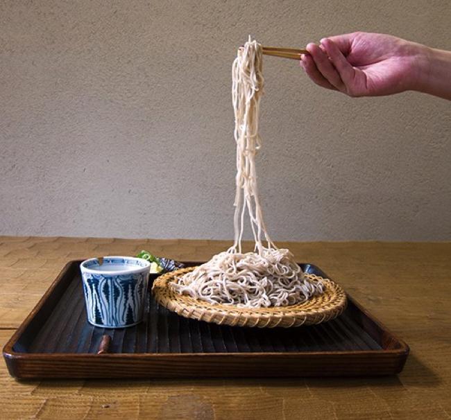 NYから日本食を発信。蕎麦と燗酒で和の心をおもてなし