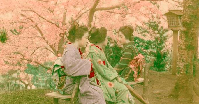 【画像14枚】NY美術館所蔵の1800年代の日本の写真が美しいと海外で話題に!