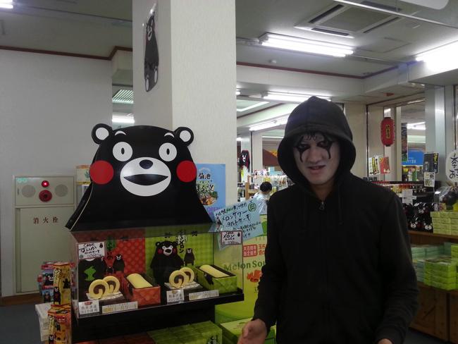 【熊本がんばれ】日本一周中の大魔王を魅了した、メロンづくしな道の駅