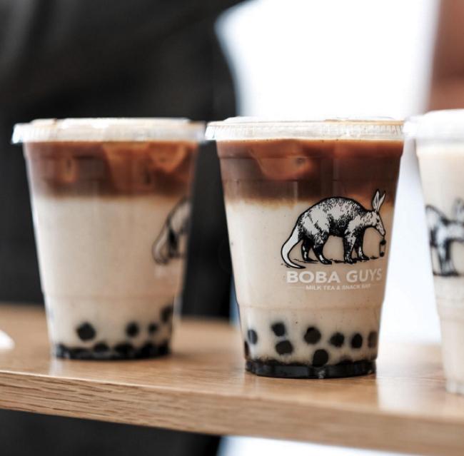 米国コーヒー市場に異変。タピオカミルクティーが全米を席巻中