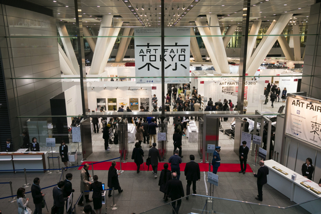 世界のアートが東京に大集結。『アートフェア東京2016』が5月に開催