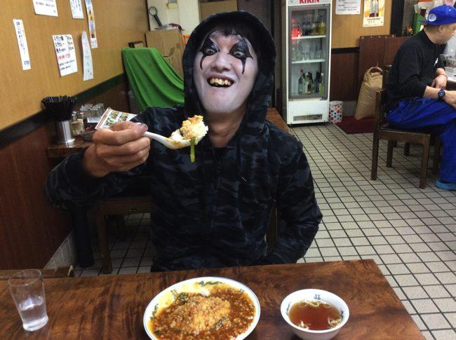 【悪魔の食レポ】上尾名物「スタカレー」はカレーじゃないよ、中華だよ