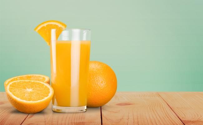 おしゃれなオレンジ