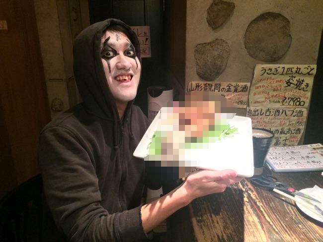 【閲覧注意】ママチャリ日本一周の悪魔、横浜で「ワニの手」を喰らう
