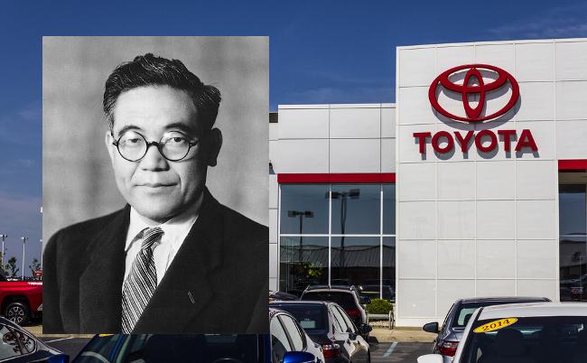 日本の工業を米から守る。トヨタ自動車の創業者が胸に誓った決意