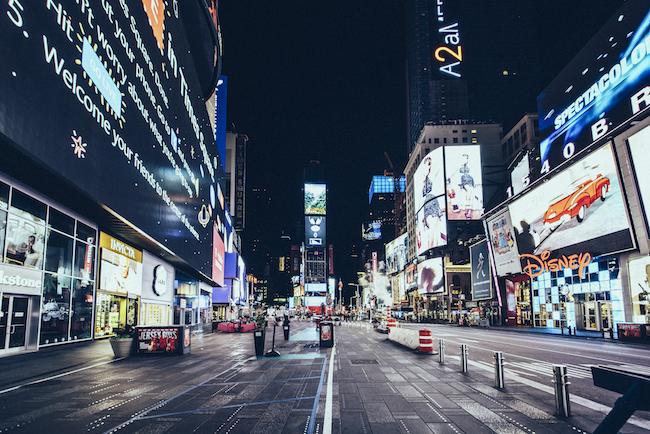 そして、みんな消えた。大都市ニューヨークから人間が消滅した日