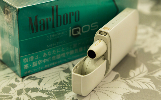 やっぱりiQOSも規制対象に。加熱式タバコ人気に水を差す法改正