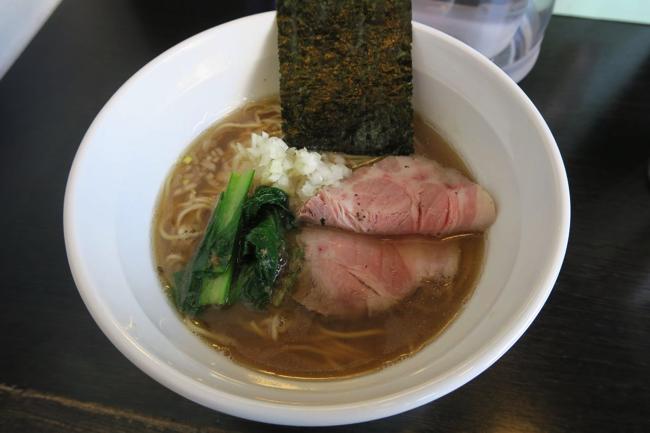 ラーメン官僚が「凄まじく美味い」と叫ぶ、東京・綾瀬の煮干しそば