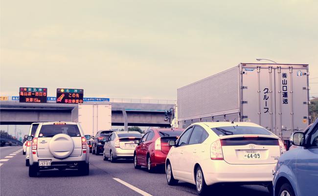 ゴールデンウィーク中に発生しやすい「高速道路」での事故パターン