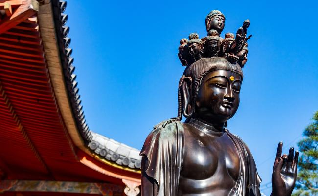 京都通が教える、簡単な「仏像」の見分け方