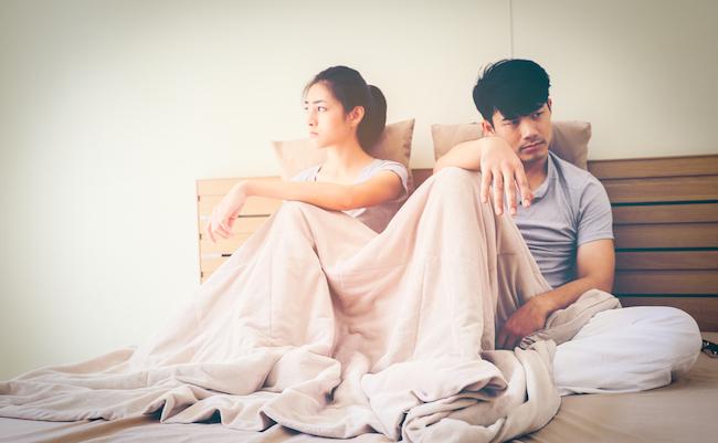 なぜ男は妻や彼女に言われずとも自ら洗濯物を畳もうとしないのか