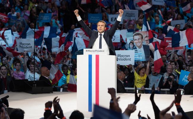 極右敗北。仏大統領選マクロン勝利で始まるグローバリズムの逆襲