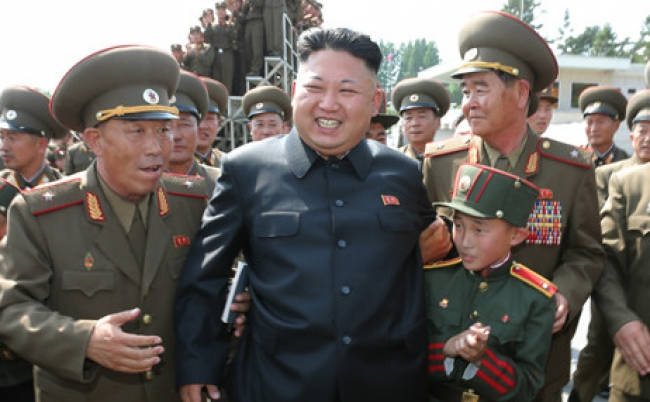 なぜ金正恩は「笑いながらミサイル発射」を続けているのか?