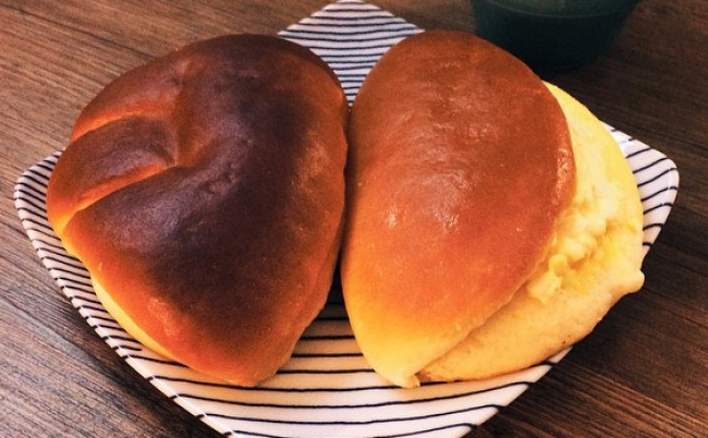 「クリームパン」誕生のきっかけは、あのスイーツだった