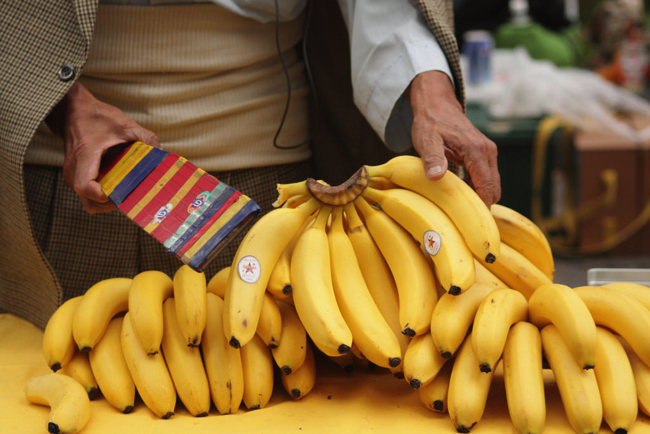 なぜ「バナナの叩き売り」は始まり、そして廃れてしまったのか?