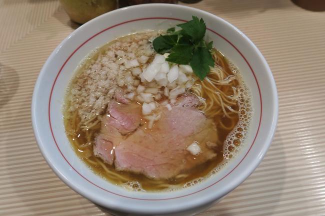 【山梨・甲府】ラーメン官僚が教える「穴場店」、煮干しそばが脱帽レベル【麺処・笑】